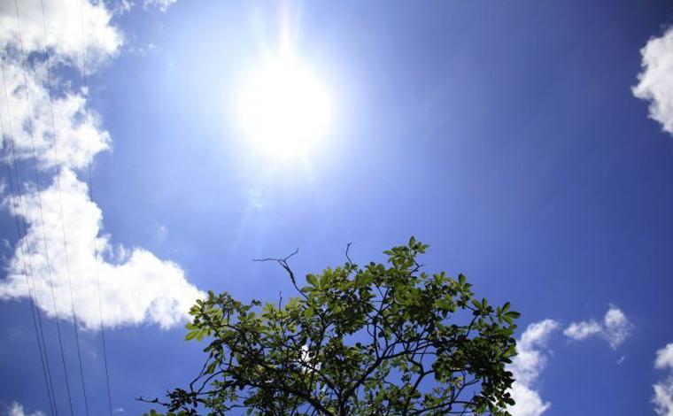 Massa de ar frio perde as forças e temperaturas começam a subir gradativamente em Sete Lagoas