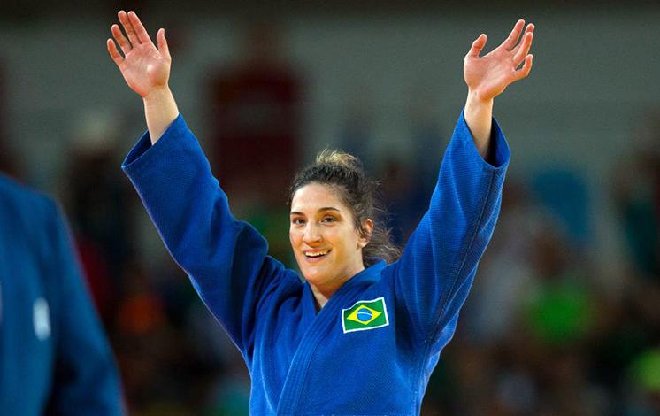 RIO 2016: Mayra Aguiar supera decepção no judô e leva bronze
