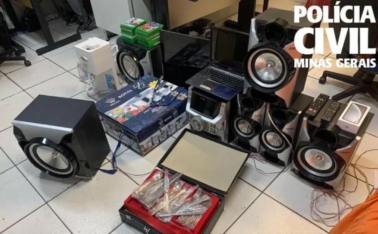 Jovens são presos por aplicar golpes via internet e causar prejuízo de R$ 200 mil