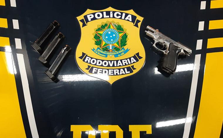 Suspeitos de integrarem grupo de extermínio são presos na BR 040 em Sete Lagoas