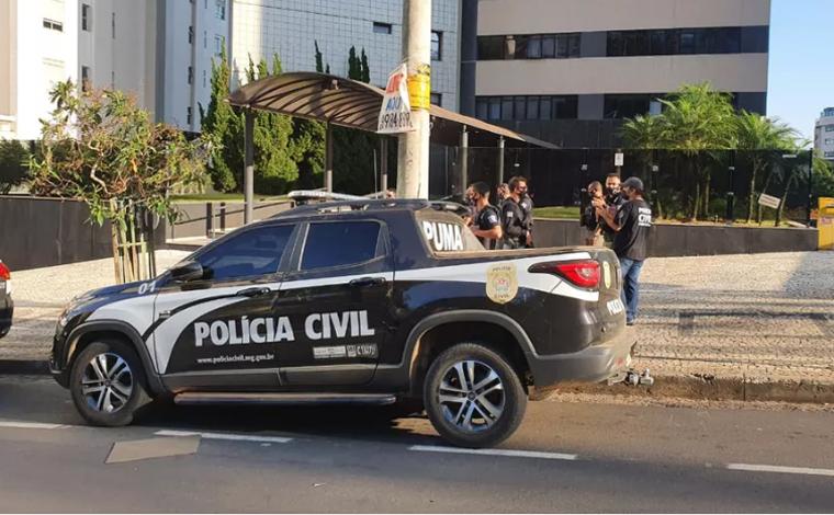 Polícia Civil realiza operação contra extração ilegal de minério na Região Metropolitana de BH