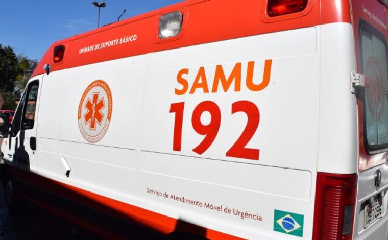 Adolescente de 17 anos morre em acidente entre carro e moto na MG-429 em Lagoa da Prata