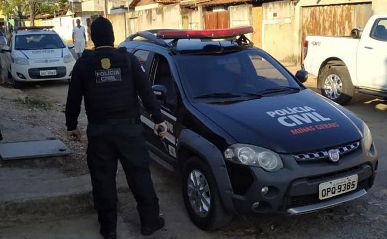Polícia Civil com apoio da Polícia Militar deflagra operação contra tráfico de drogas em Sete Lagoas