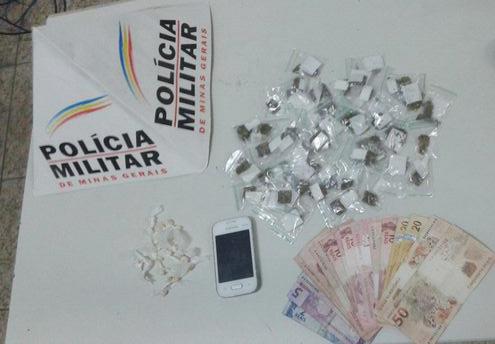 PM prende traficantes durante operação em Ribeirão das Neves