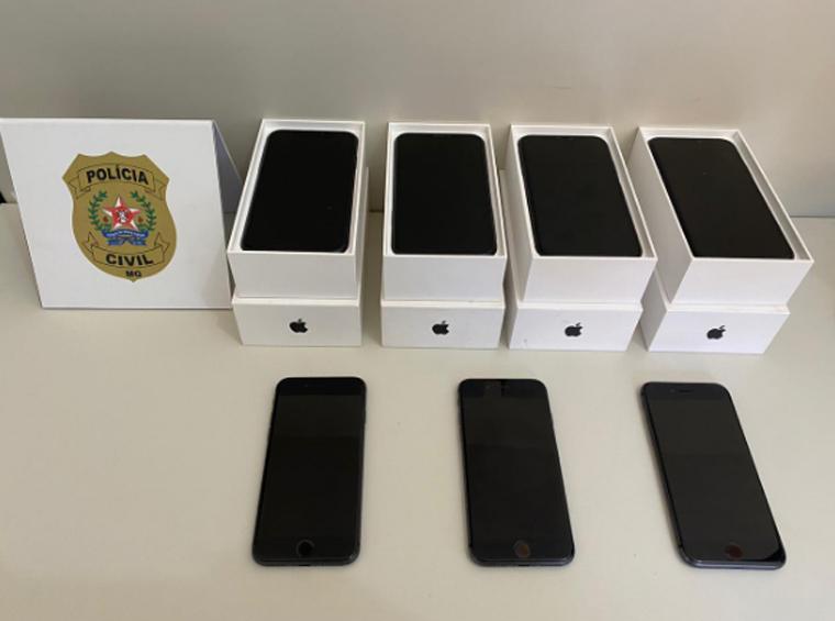 Servidora de Cordisburgo é indiciada por venda ilícita de celulares em Sete Lagoas e região