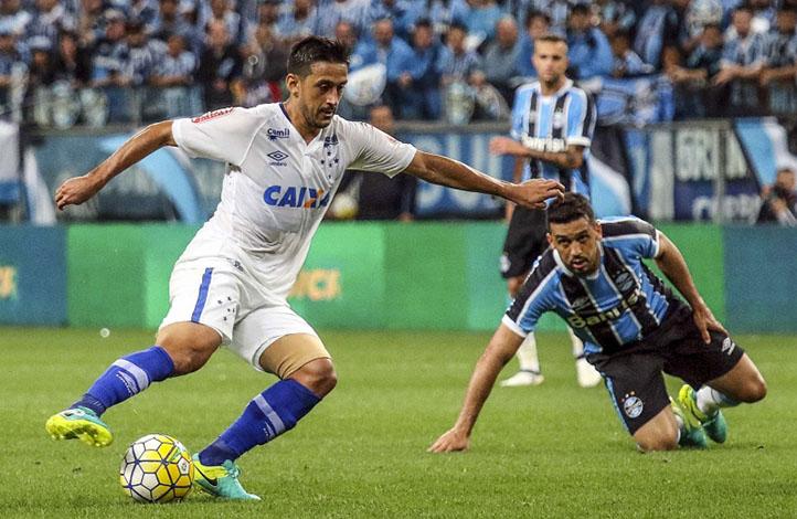 Cruzeiro não faz gols e é eliminado da Copa do Brasil