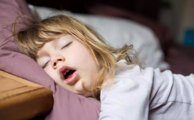 Respirar pela boca pode causar hipertensão pulmonar em crianças