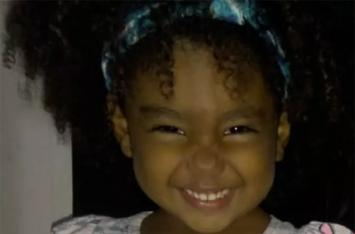 Menina de 2 anos morre com tiro na cabeça enquanto brincava na porta de casa em Teresina