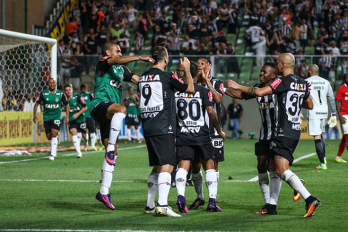 Galo despacha o Inter e jogará sua segunda final de Copa do Brasil