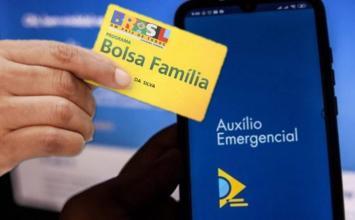 Auxílio extensão: Caixa paga primeira parcela para beneficiários do Bolsa Família com NIS final 5