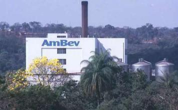 Explosão em tanque de cerveja da fábrica Ambev de Juatuba assusta funcionários