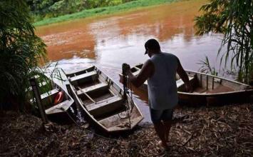 Ribeirinhos e produtores rurais de Brumadinho ainda lutam por água potável