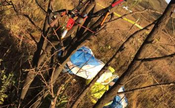 Mais uma pessoa morre após saltar de parapente na Serra da Moeda