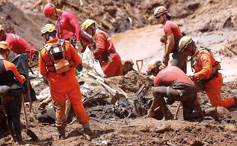 Corpo é encontrado em Brumadinho vinte meses após rompimento da barragem da Vale
