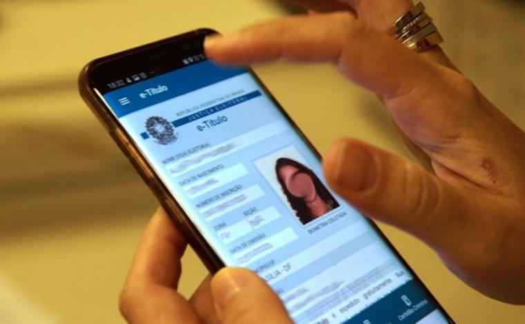 Eleitor poderá justificar falta nas votações através de aplicativo para celular