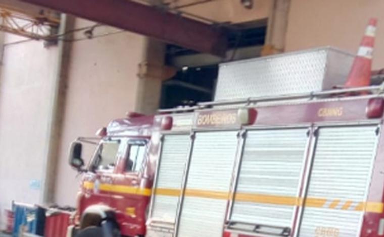 Funcionário morre atropelado por empilhadeira na empresa Cedro e Cachoeira de Sete Lagoas