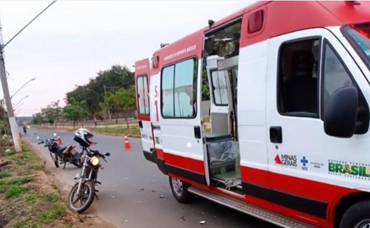 Homem fica gravemente ferido em acidente na Avenida Padre Tarcísio em Sete Lagoas