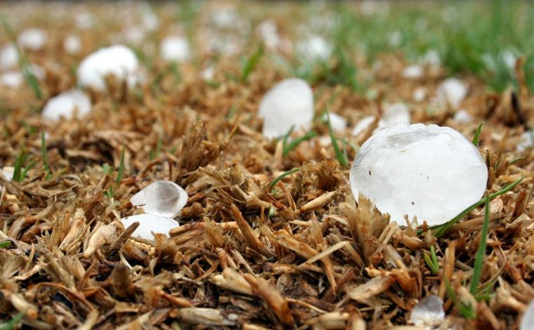 Inmet alerta para risco de chuva de granizo e ventania em Sete Lagoas e outras regiões de Minas