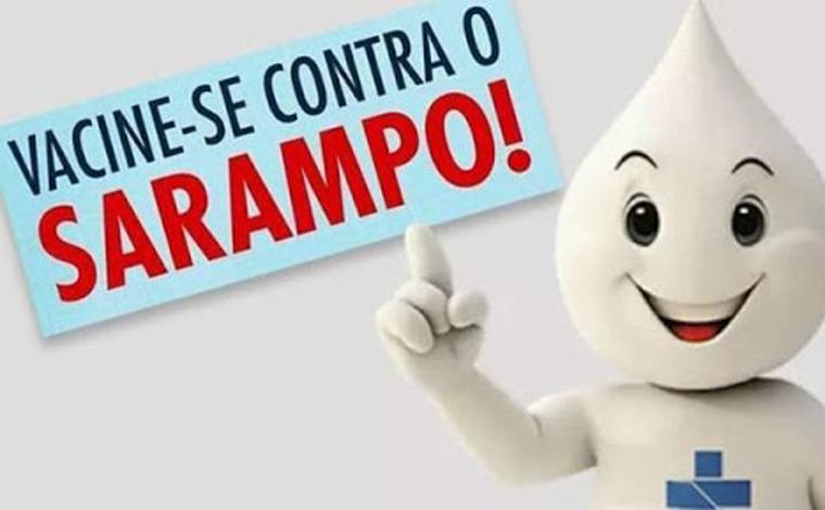 Campanha de vacinação contra sarampo é prorrogada até 31 de outubro em Minas Gerais