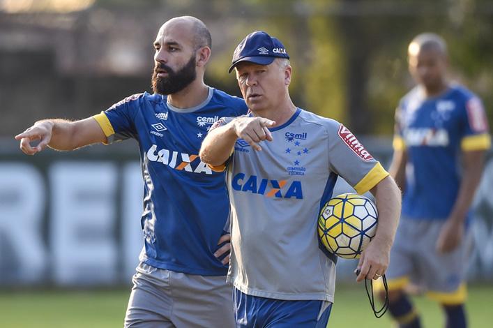 Mano quer time seguro e decisivo diante do Fluminense