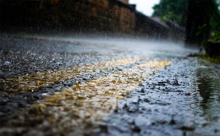 Semana começa com previsão de chuvas e tempo frio