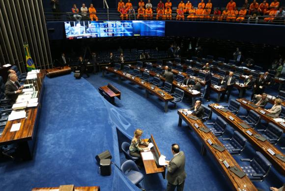 PEC do limite dos gastos públicos pode ser votada esta semana no Senado