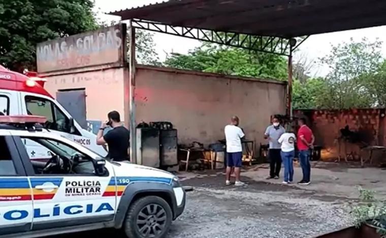 Mecânico morre esmagado por caminhão após macaco hidráulico apresentar problemas