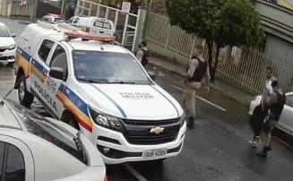 Homem em situação de rua é morto a pedradas e autor do crime é preso em Sete Lagoas