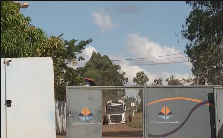 Nova explosão em alto-forno de siderúrgica deixa funcionário ferido em Sete Lagoas