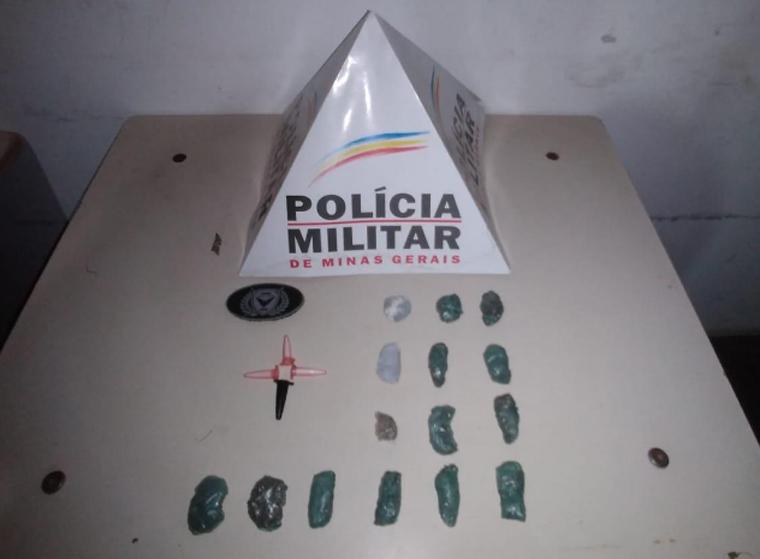 PM prende autores de tráfico e apreende grande quantidade drogas em Matozinhos e Pedro Leopoldo