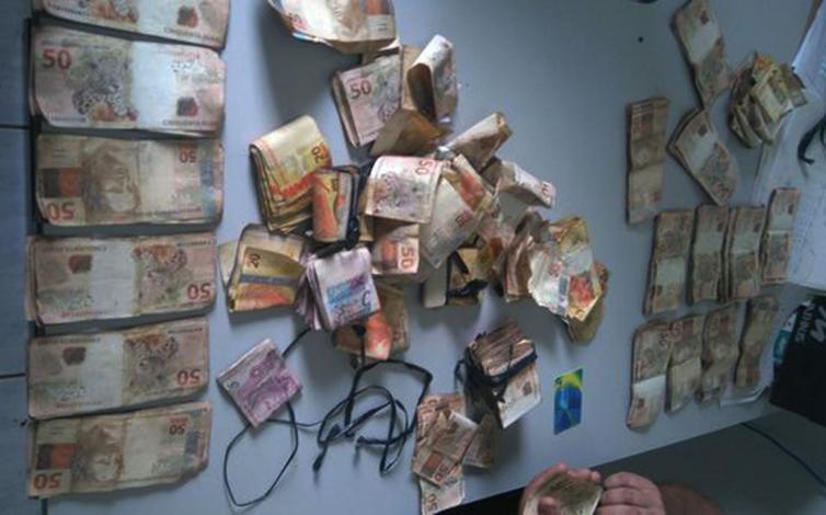 Depois de 56 horas de cerco, PM prende quadrilha que roubou mais de R$ 100 mil