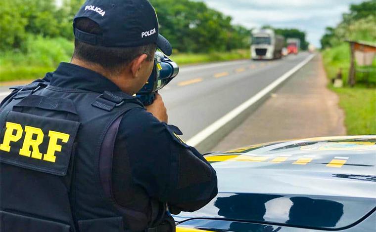 Novas regras nas estradas: radares fixos ou portáteis não poderão ficar escondidos