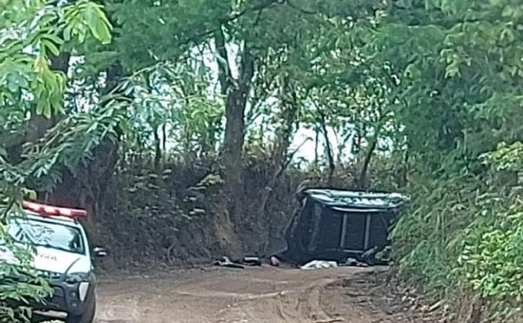 Assaltante é morto e outros dois são presos após roubar comércio no Barreiro em Sete Lagoas