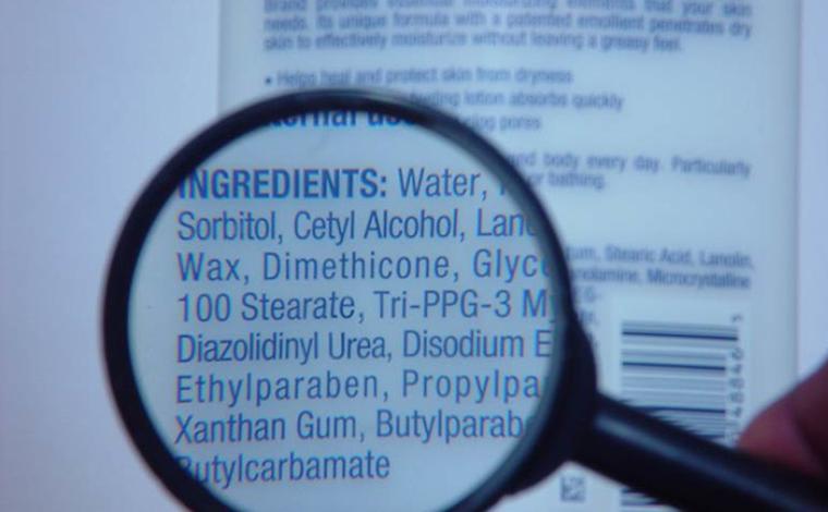 Anvisa determina que rótulos de produtos deverão ter composição química escrita em português