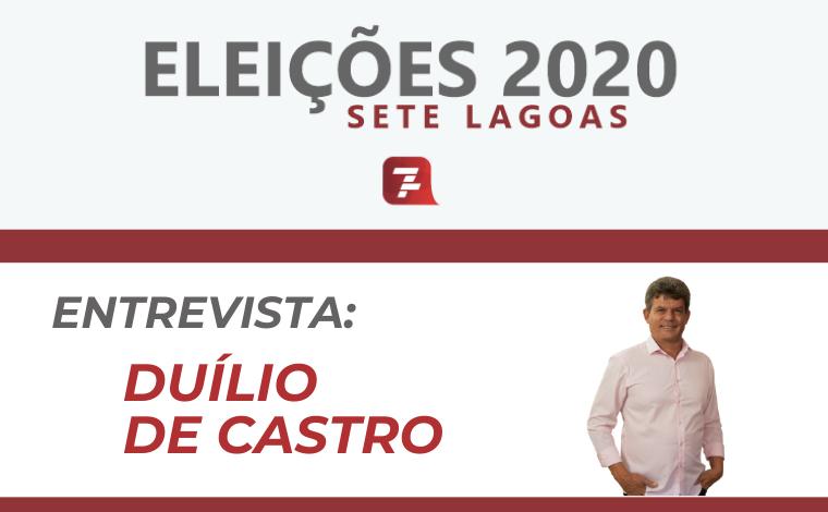 Eleições 2020 – Entrevista com Duílio de Castro, candidato a prefeito de Sete Lagoas