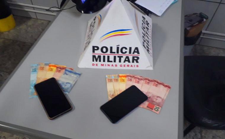 Homem é preso e seis menores apreendidos após assalto nos bairros São João e Centro