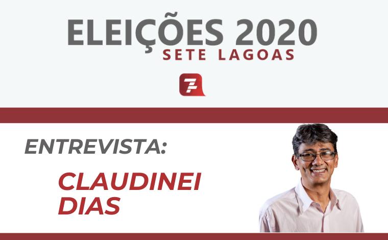 Eleições 2020 – Entrevista com Claudinei Dias, candidato a prefeito de Sete Lagoas