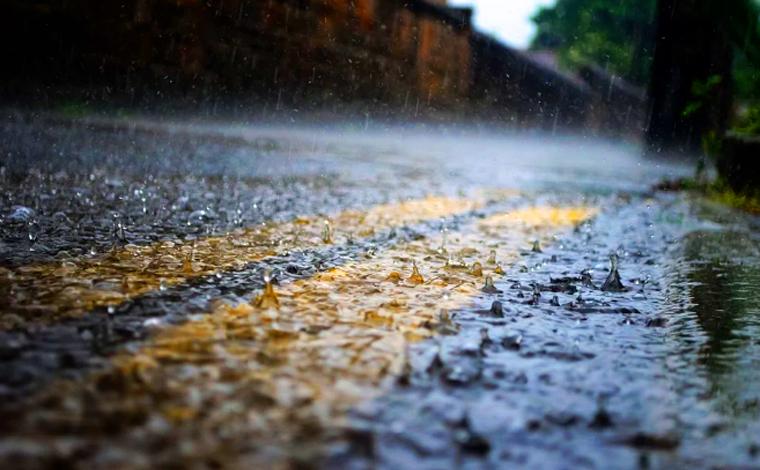 Inmet emite alerta de chuva forte, granizo e vendaval para Sete Lagoas e outras 513 cidades mineiras
