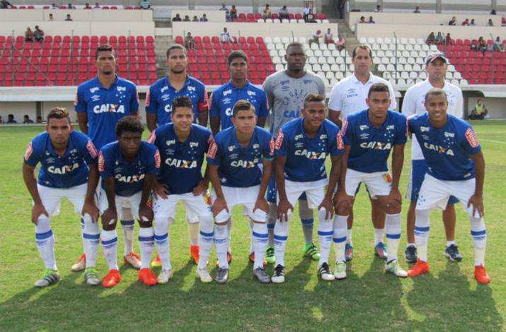 Cruzeiro enfrenta o Bahia pela semifinal do Brasileirão Sub-20 em Sete Lagoas
