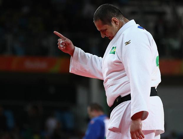 Rio 2016: Brasileiro Rafael Silva comemora seu segundo bronze olímpico