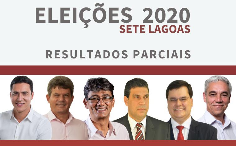 Eleições 2020: Confira os resultados parciais de Sete Lagoas