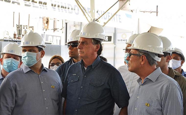 Bolsonaro anuncia isenção de pagamento de energia do Amapá retroativa a 30 dias