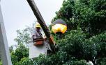 Prefeitura está modernizando iluminação pública de Sete Lagoas com tecnologia LED