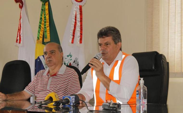 Duílio de Castro diz que não vai abrir mão do colete e da botina pelos próximos quatro anos