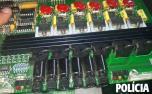 Homem é preso com 14 placas controladoras de semáforos em estabelecimento de Belo Horizonte