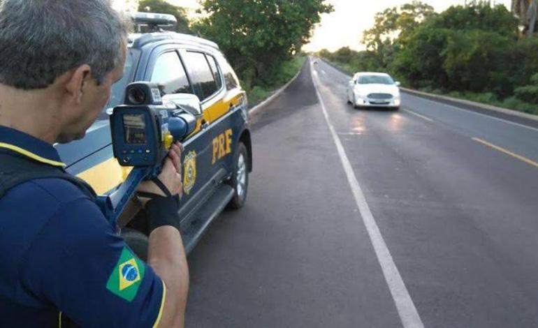 PRF reforçará fiscalização nas rodovias que cortam Minas até 15 de novembro