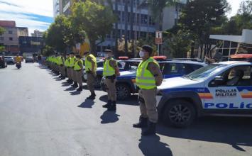 Polícia Militar lança 'Operação Natalina' 2020 em Sete Lagoas