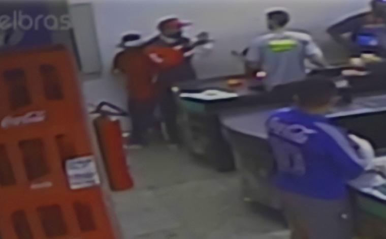 Funcionário de supermercado é assassinado durante assalto em Belo Horizonte