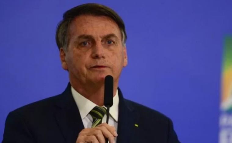 Bolsonaro diz que invasão ao Congresso americano pode se repetir no Brasil
