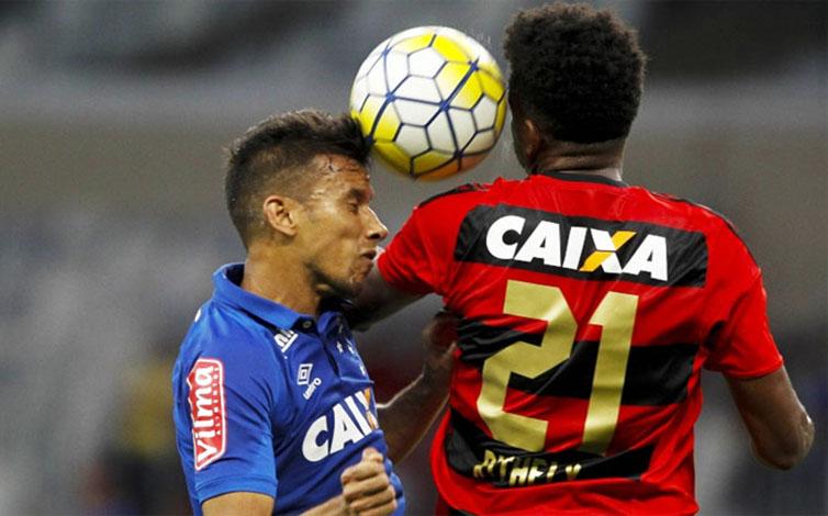 Na volta do Brasileirão, Cruzeiro encara o Sport na Ilha do Retiro